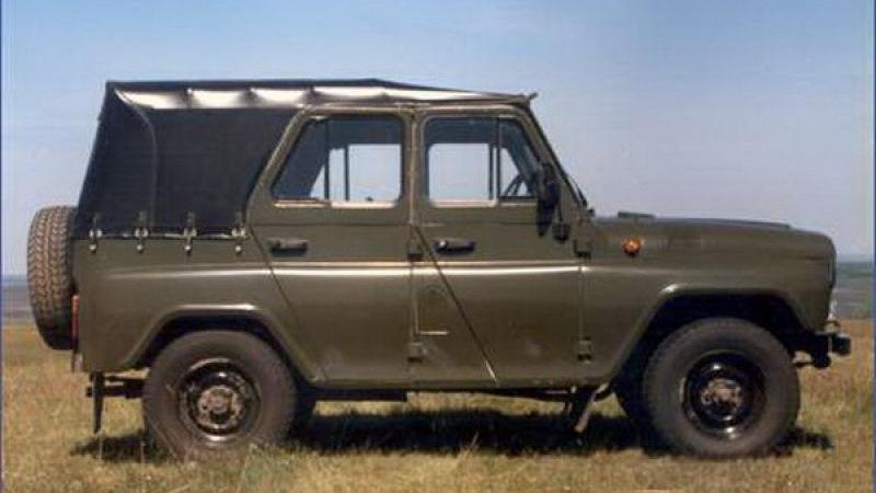 УАЗ 31512 1994 года