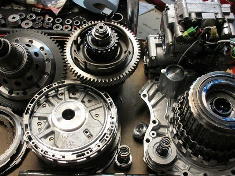 Коробка передач ремонт