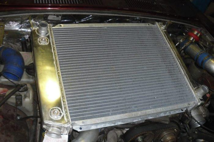 Как самостоятельно заменить радиатор