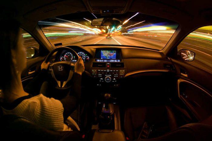 Ночное вождение: правила безопасной езды