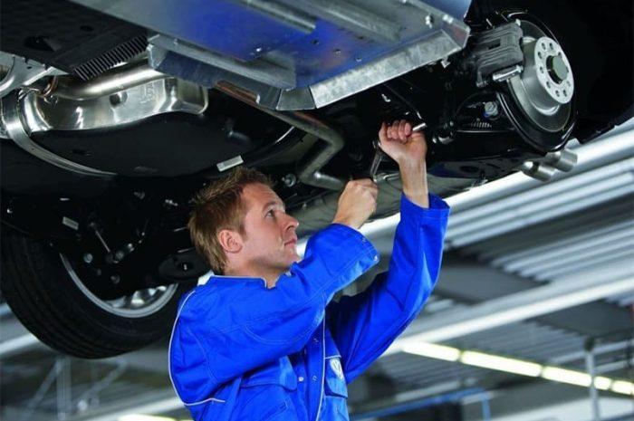 Экономим на обслуживании автомобиля