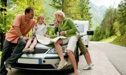 Длительные поездки на автомобиле: полезные советы