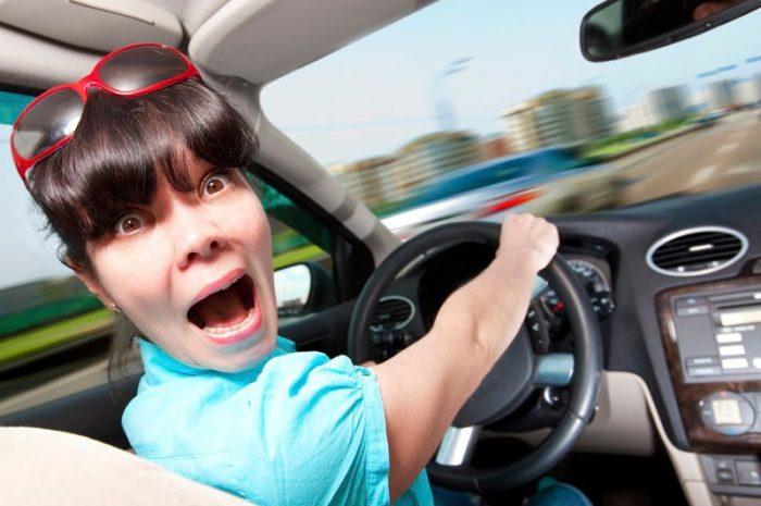Как не получить стресс за рулем: 7 советов для женщин
