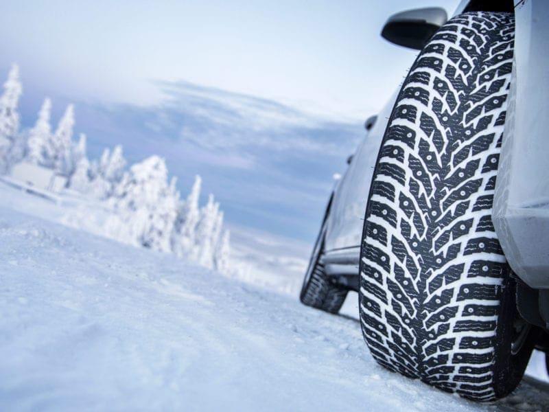 Зимняя резина: польза и преимущества использования