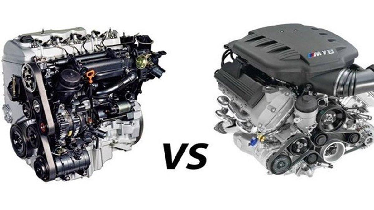 Бензиновый двигатель или дизельный?