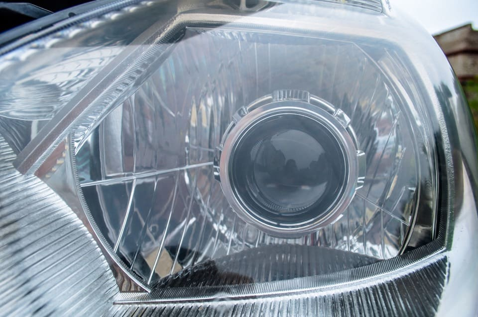 Рефлекторные фары