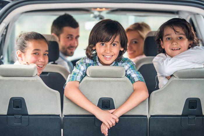 Критерии выбора автомобиля для многодетной семьи