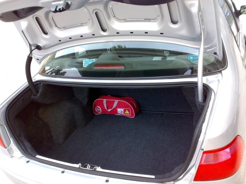 Альбеа багажник