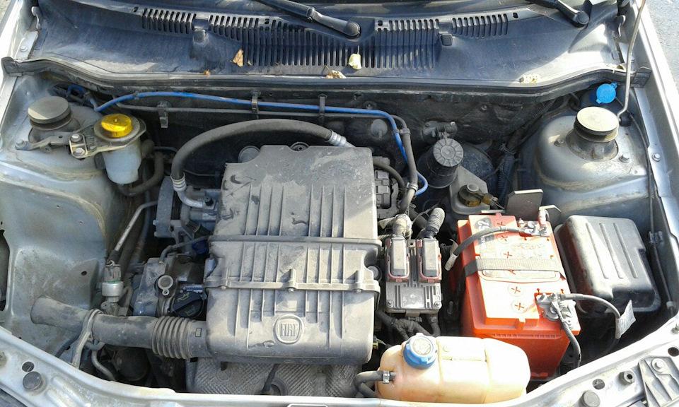 Альбеа двигатель