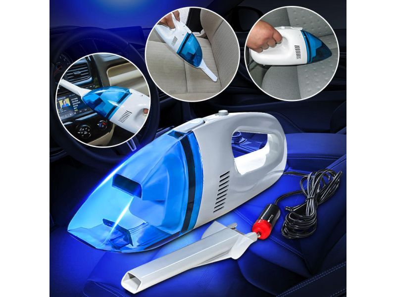 Лучший автомобильный пылесос для уборки в машине. Покупаем автопылесос.