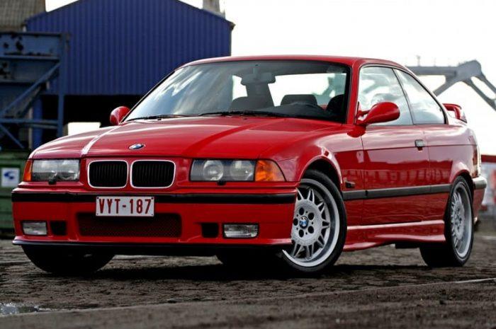 BMW 3 в кузове E36 (е36), третье поколение БМВ 3-й серии. Автомобиль — мечта!