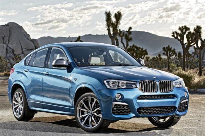 BMW X4 F26 (БМВ Х4 ф26). Новый кроссовер 2013-2014 года. Технические характеристики.
