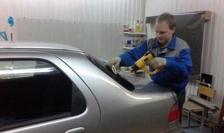 Удаление вмятин без покраски. Ремонт кузова по технологии PDR или DOL