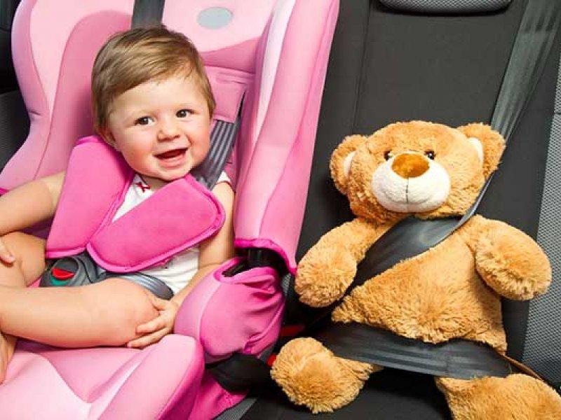 Детские автомобильные кресла имеют срок годности! Ты знал?