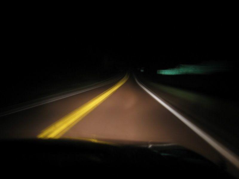 11 основных правил ночной езды для водителей